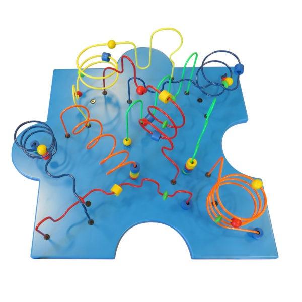 Interaktivní hrací stůl - Puzzle