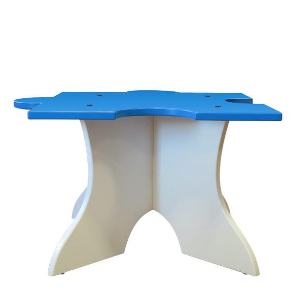 Dětský hrací stůl - Puzzle