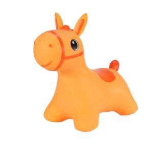 Hoopy koník oranžový - dětské hopsadlo