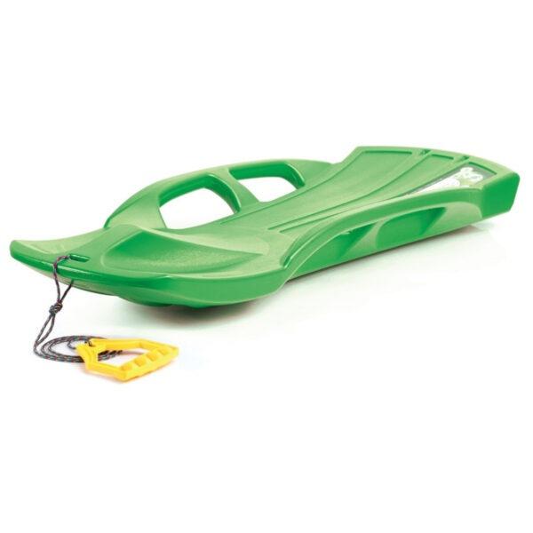 Plastové boby zelené