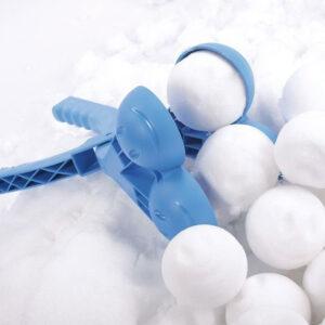 Výrobník sněhových koulí SNOWBALLEE modrý